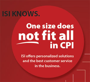 One size does not fit all in CPI